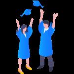 Ciphix graduates icon