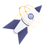 Ciphix rocket speed icon