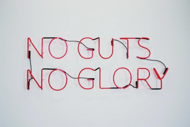 No Guts No Glory - Ciphix